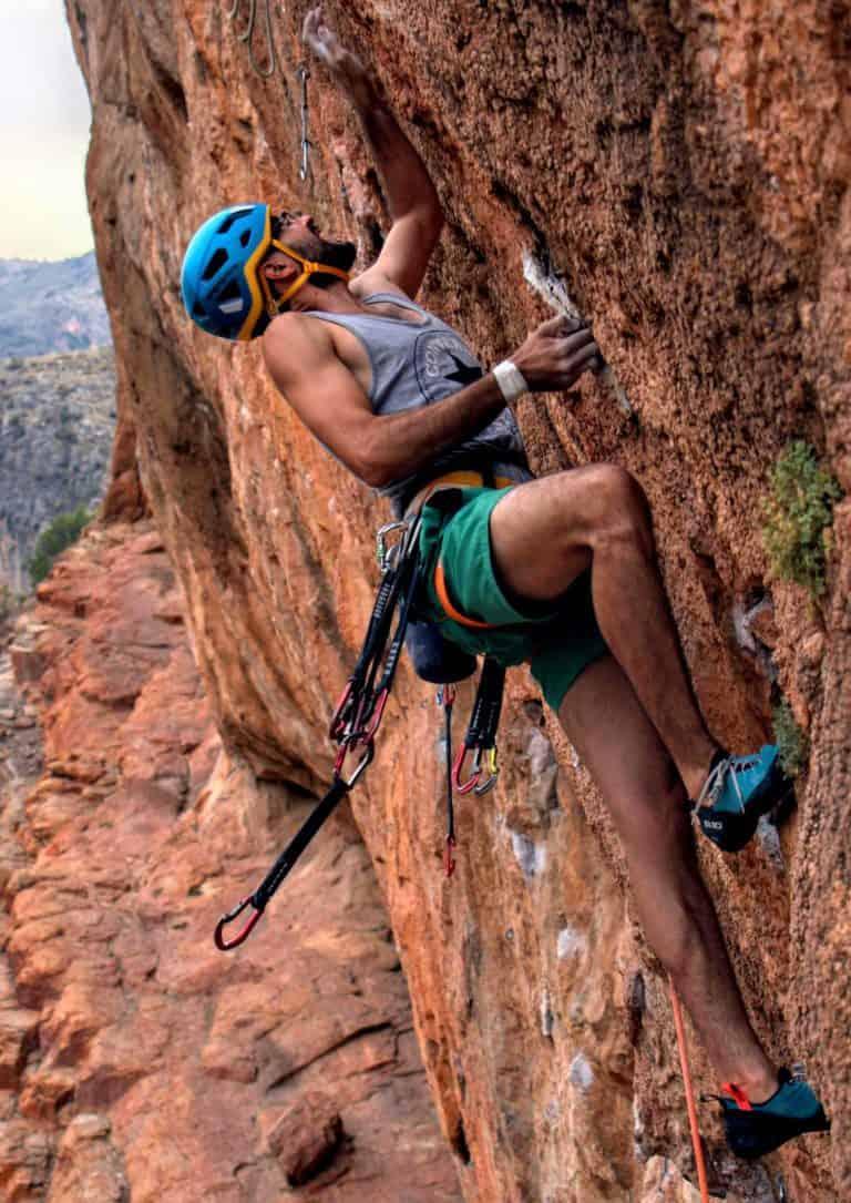 Tecnica de escalada