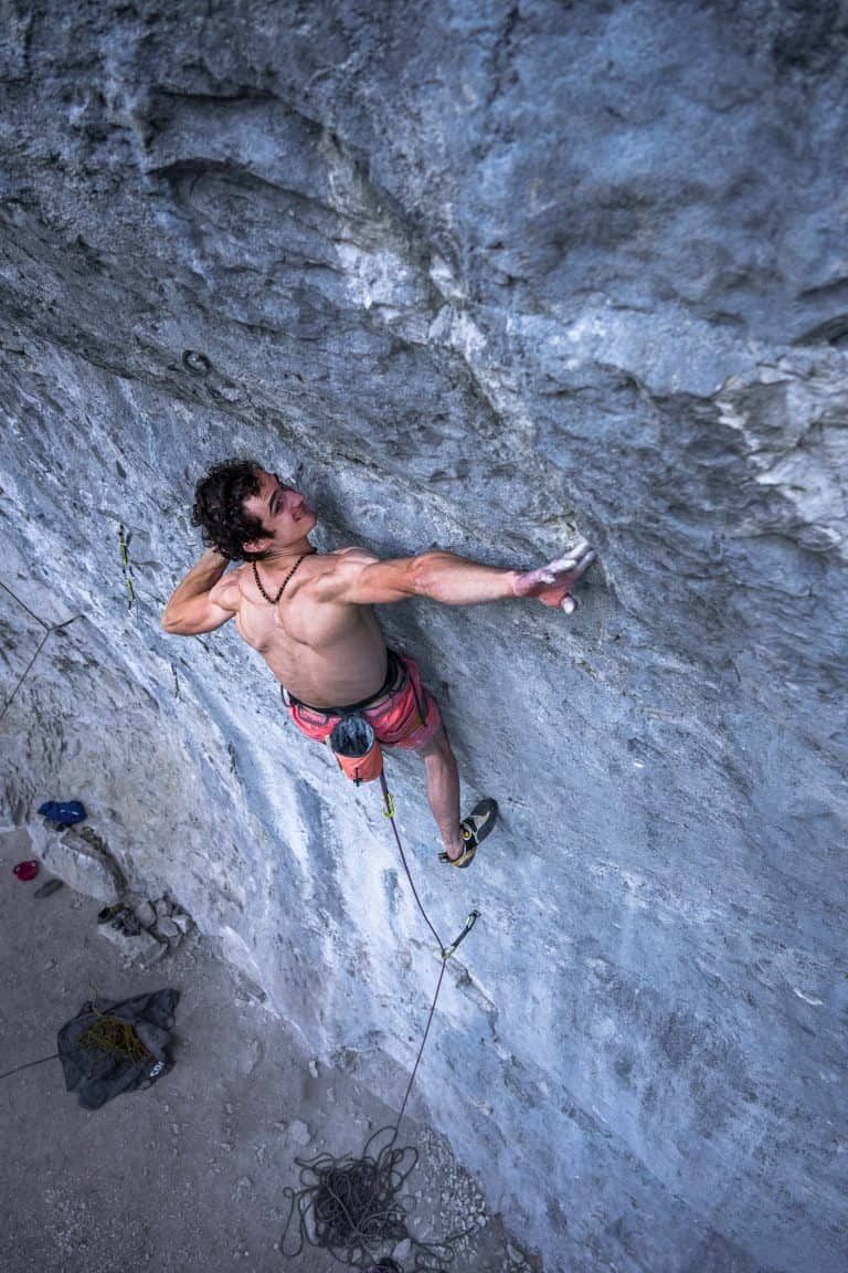Adam Ondra Rock and Joy